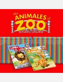 Mis animales del zoo 2019