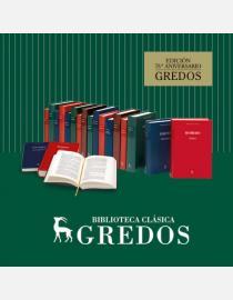 Biblioteca Clásica Gredos 2016
