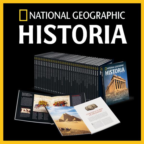 Historia National Geographic 2019