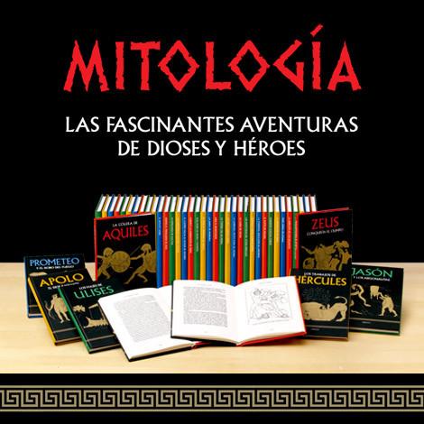 Colección Mitología 2017 - RBA Coleccionables