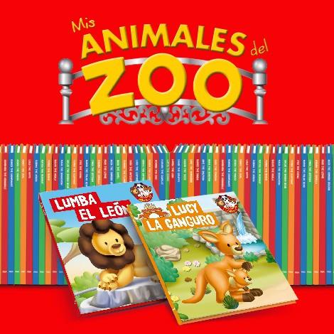 MIS ANIMALES DEL ZOO 2019 Nº 032