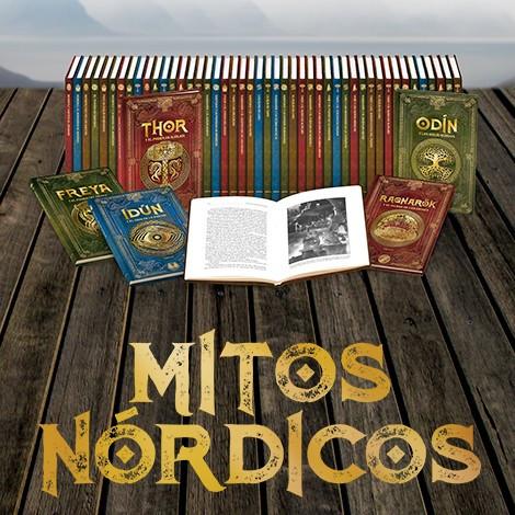 MITOS NORDICOS 2019 Nº 066