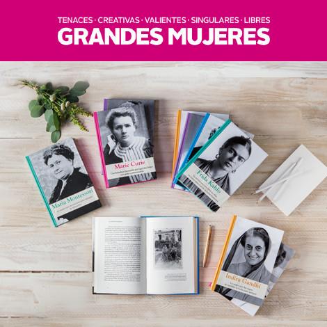 GRANDES MUJERES 2019 Nº 006