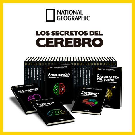 Cerebro National Geographic 2020