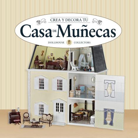 Colección Casa de Muñecas 2017 - RBA Coleccionables