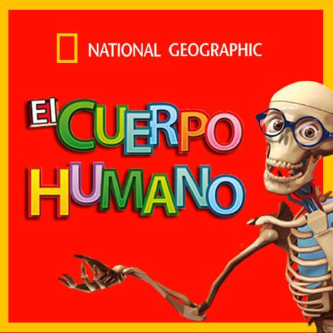 Colección El Cuerpo Humano National Geographic 2017 - RBA Coleccionables