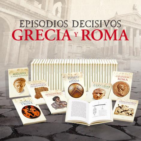 Grecia y Roma 2018