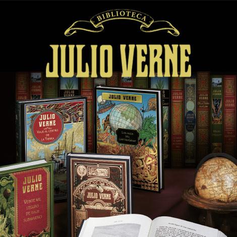 Colección Libros de Julio Verne - RBA Coleccionables